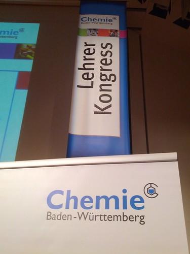 Lehrerkongress der chemischen Industrie 2012