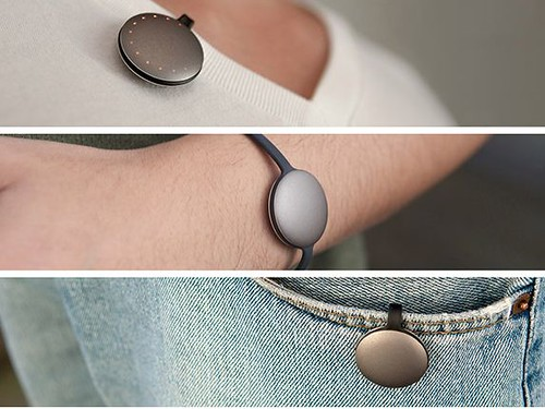 Misfit Shine wireless activity tracker   $49