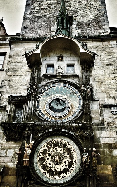 PragueAstrologicalClock