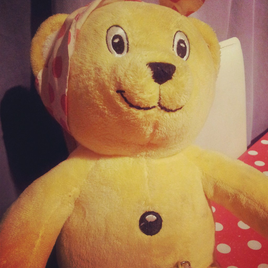 , Preparations for Children in Need…