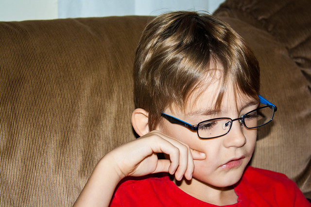 Ethan and His Glasses
