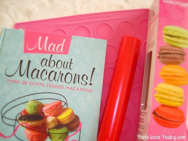 Silikomart的Macaron套件