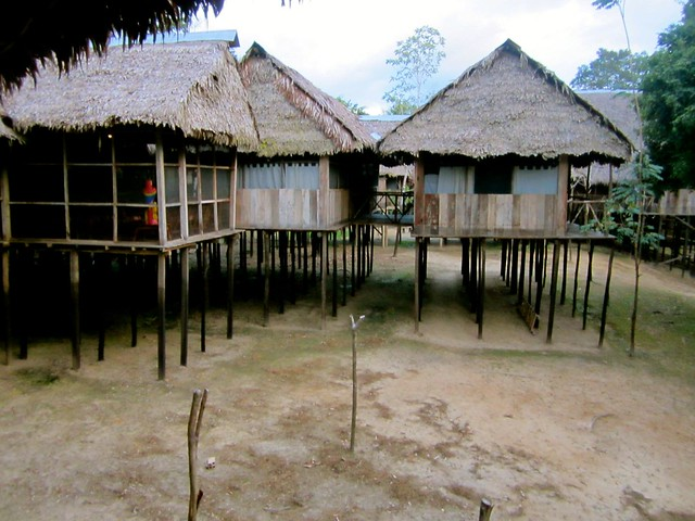 lodge with amazonia expeditions