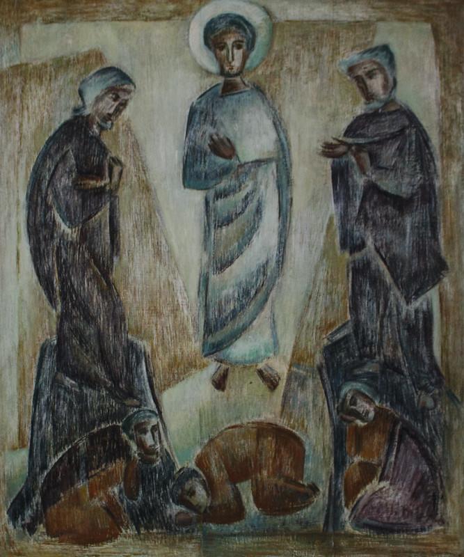 Transfiguration | Abdij Sint Benedictusberg
