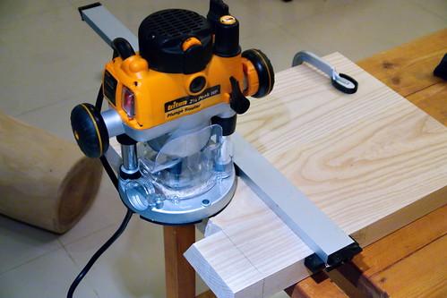 木工 板凳 20121117_3