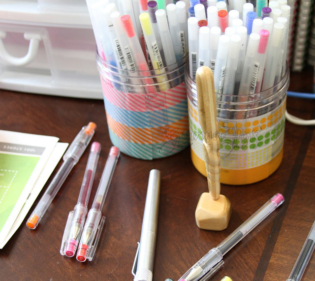 ChancePens Wooden Ballpoint Pen On Desk