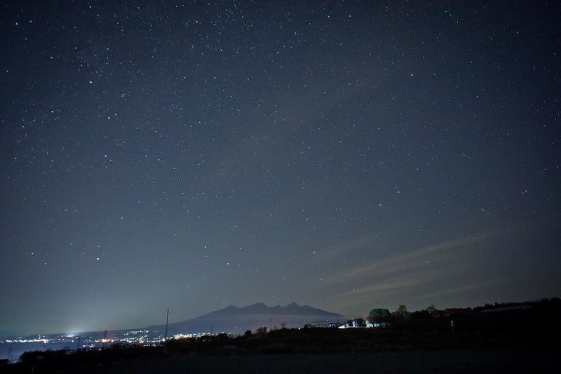 Night Sky 2012/11/16