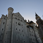 Neuschwanstein Castle, built by King Ludwig II of Bavaria, 1868-92 (9)