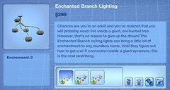 Enchanted Branch Lighting