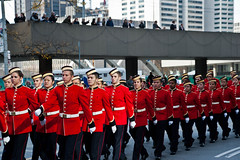 Military Officer Cadets