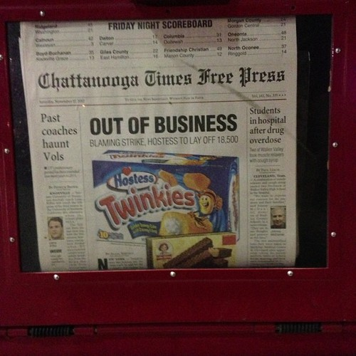 Twinkies - Chattanooga Times Free Press