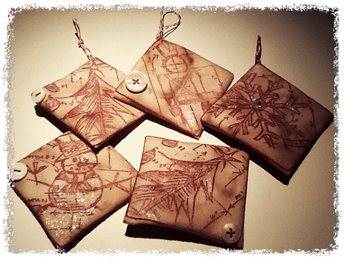Tim Holtz rubber stamp