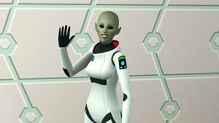 Alien (Female)