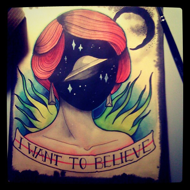 Tattoo Designs By Dana: Special Agent Dana Scully