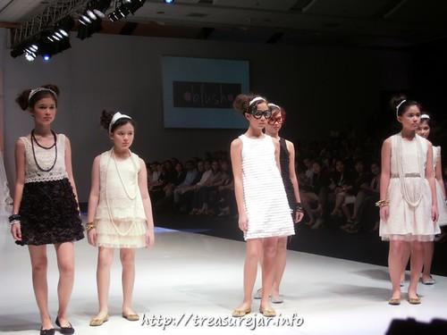 Blush SM Kids' Fashion