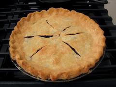 gluten-free flaky pie crust (pâte brisée)