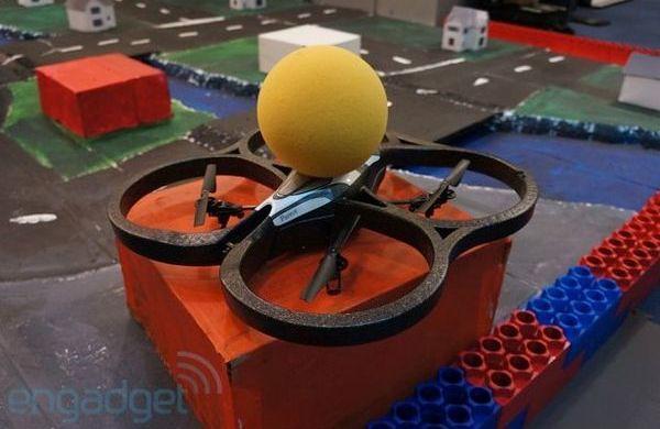 купить квадрокоптер Parrot Ar.Drone 2.0