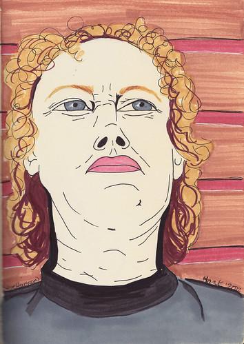Steve Huisson by Hank V