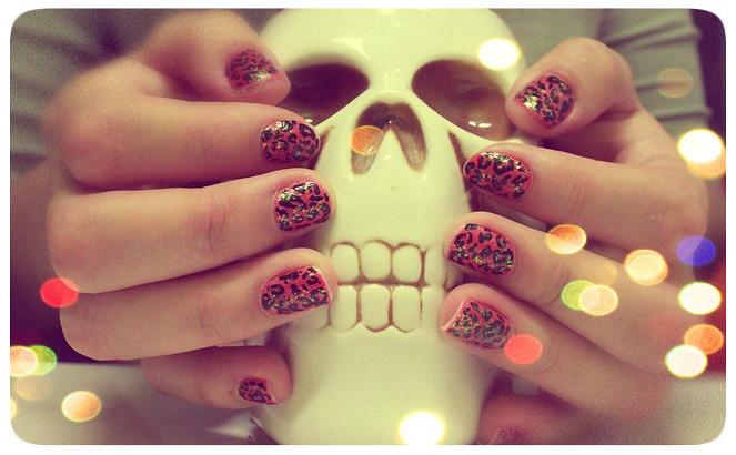 Nail Art | Leopard | Juli Samara | Flickr