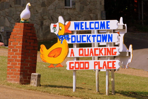 Welcome to Ducktown