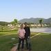 avec M. Yen à la sortie du Musée du céladon