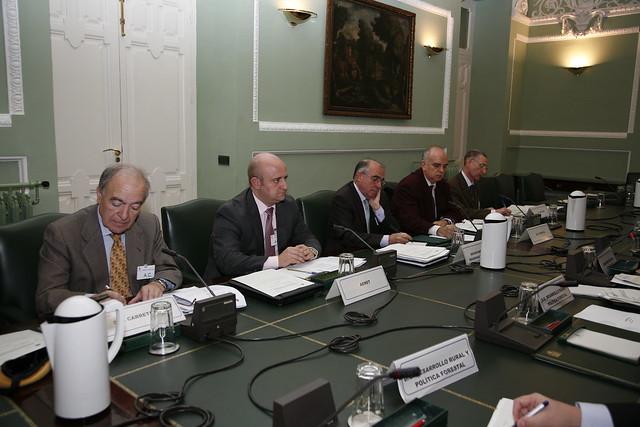 El subsecretario del ministerio del interior luis for Competencias del ministerio del interior