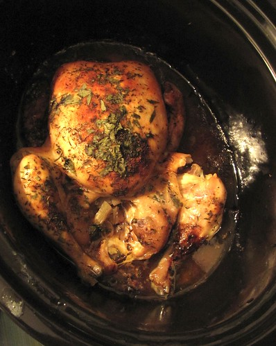 Crock-Pot: Roasted Chicken