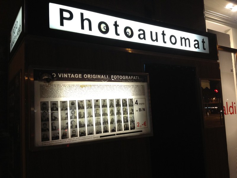 Photoautomat Booth