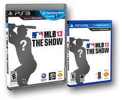 MLB 13 on PS3 and PS Vita