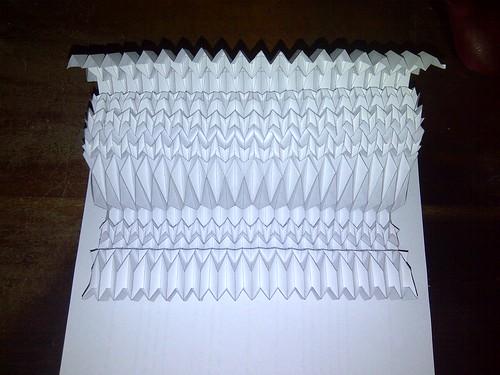 New Design Cup, Paper Folding / Nuevo Diseño Copa, Papel Plegado 1