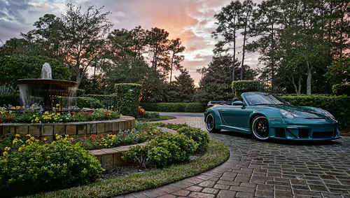 sunset car florida sony 911 fast turbo porsche 16mm supercar hdr sandestin carporn emount stancenation nex5n