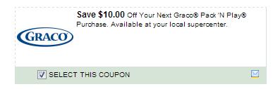 $10.00/1 Graco Pack