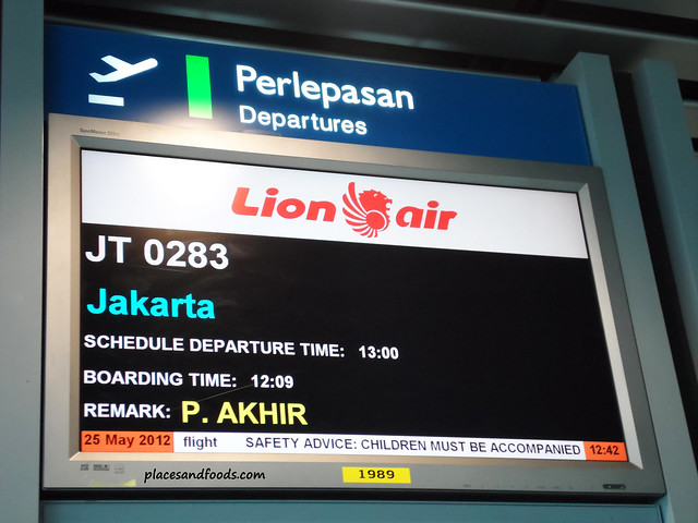 lion air board