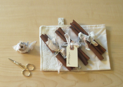 cinnamon stick decorations
