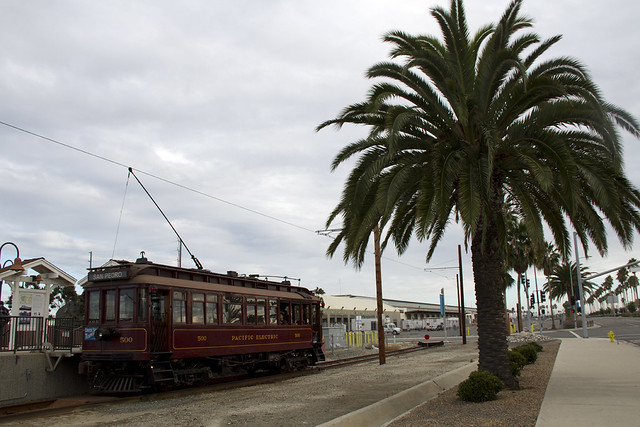 Waterfront Red Car Line