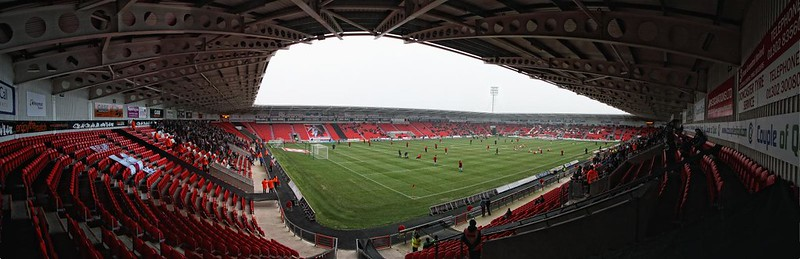 The Keepmoat Stadium, Doncaster
