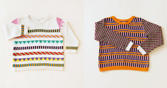 All Knitwear by Annie Larson