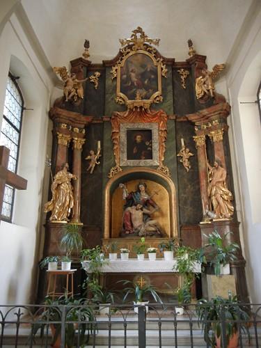 DSCN8700 _ Mariahilferkirche, Graz, 8 October