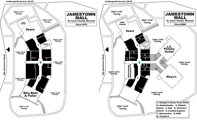 Mall Hall of Fame_Jamestown