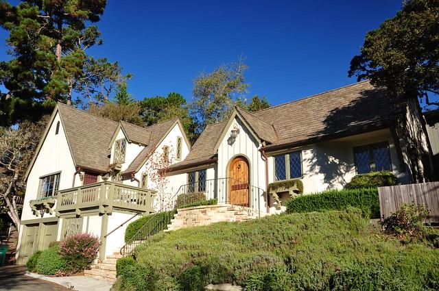 A house in Carmel
