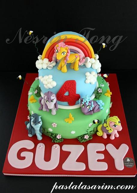 PONY CAKE (Medium)