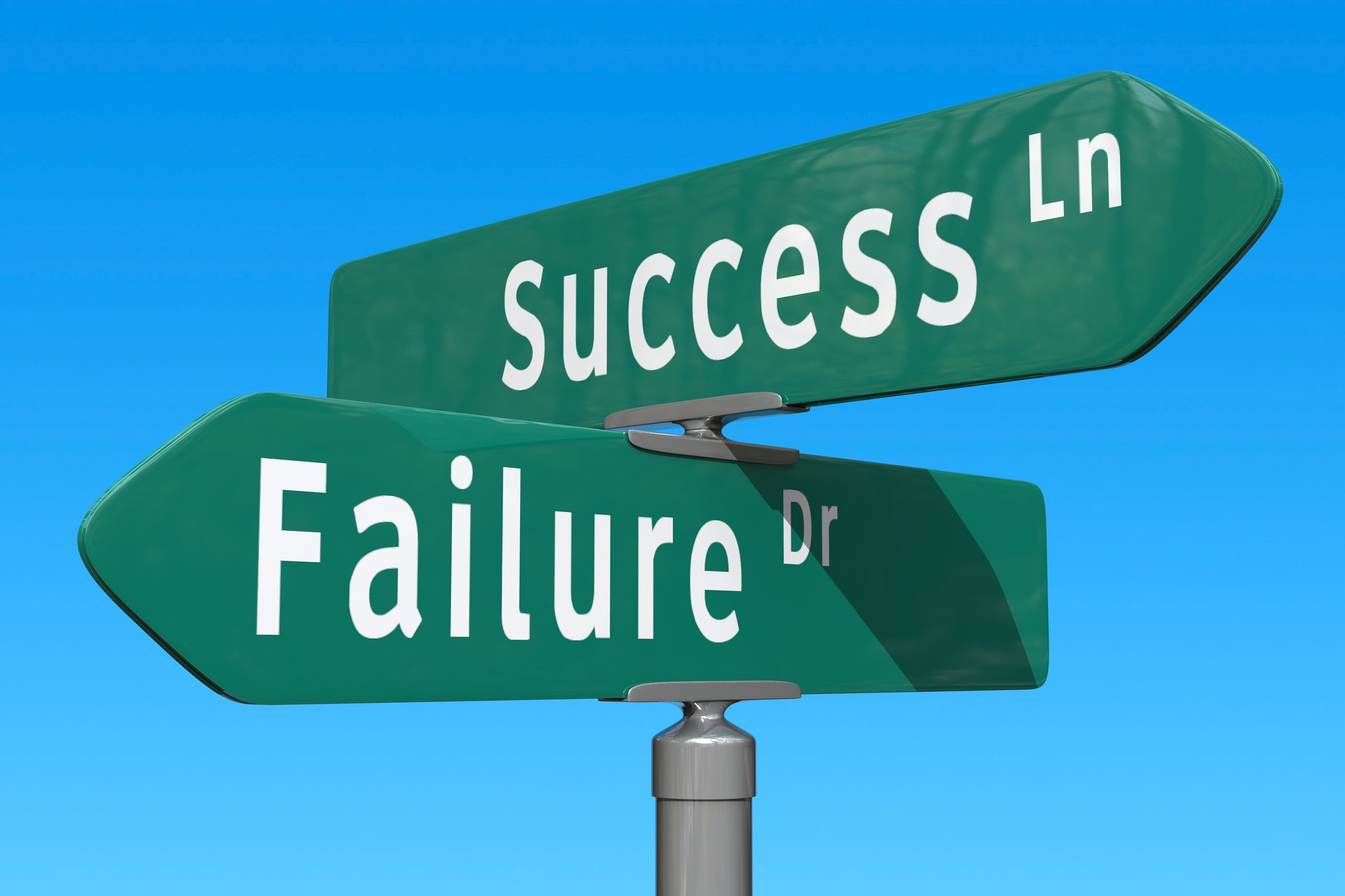 Photo of Crossroads: Success or Failure
