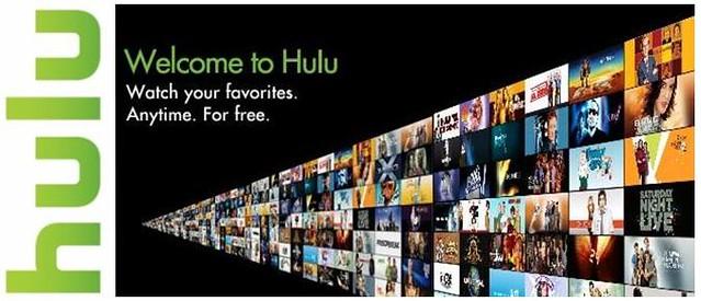 Hulu ロゴ2