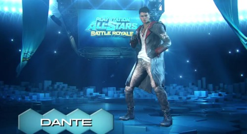 Dante's Moves in Playstation All-Stars are Impressive as Ever