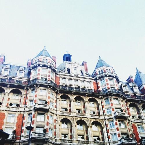 good morning, london!