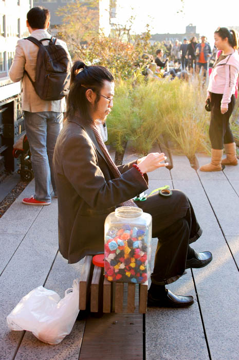 @ High Line