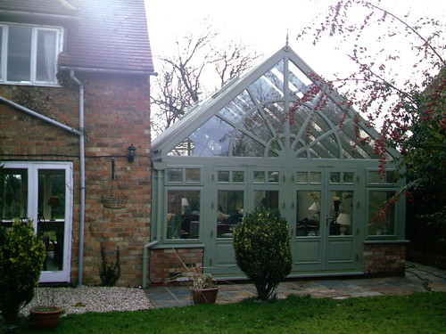 bespoke conservatory design