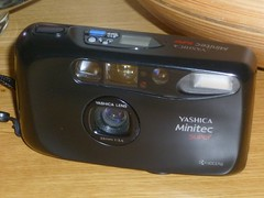 Yashica Minitec Super 35mm
