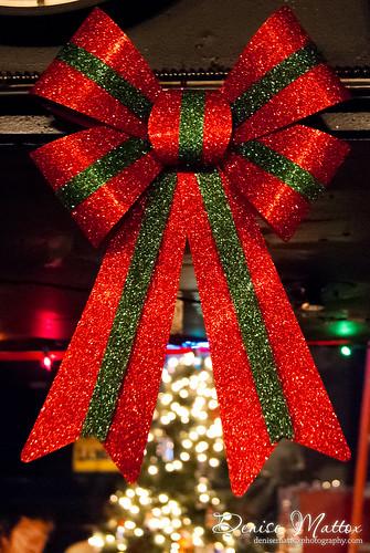 017: Christmas Bow