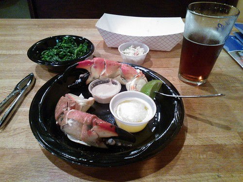 Collosal Stone Crab Claws